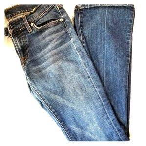 7 for all Mankind | boot jeans